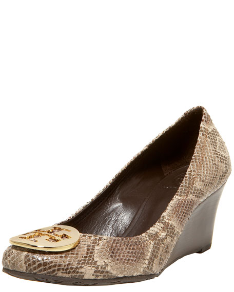 Sally Roccia-Embossed Pump