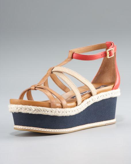 Moira Colorblock Sandal