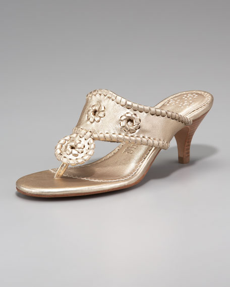 Maggie Thong Sandal