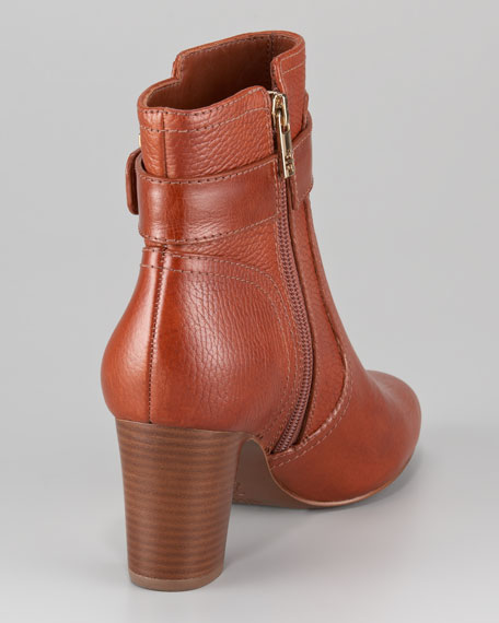 Elina Logo Ankle Boot