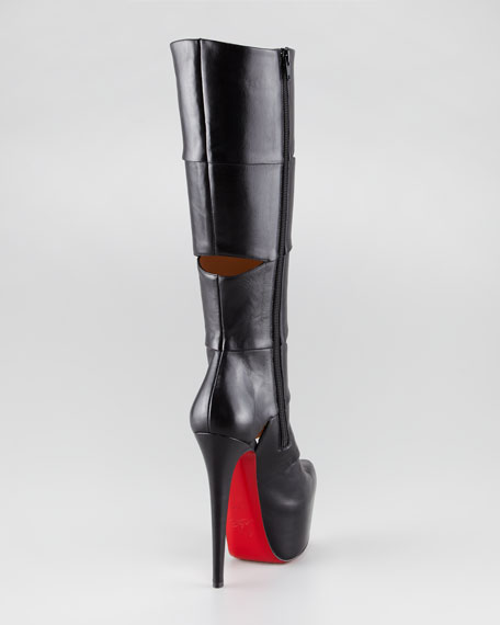 Bandita Leather Red Sole Boot
