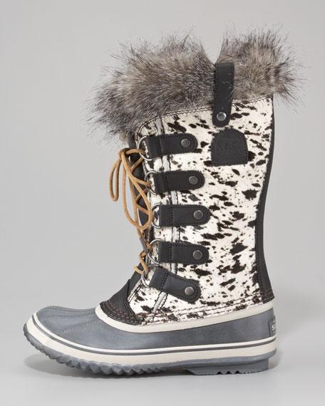 Fur Joan of Arctic Waterproof Boot