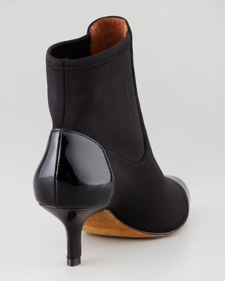 Yan Stretch Ankle Boot
