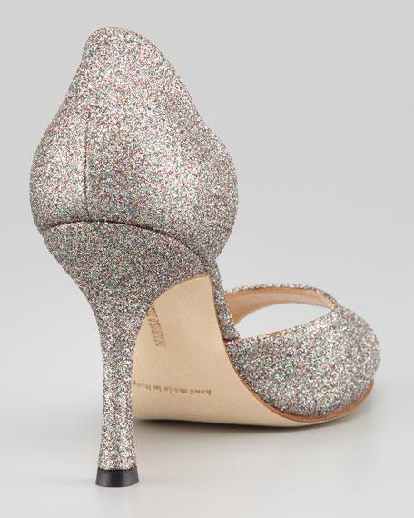 Astutado Glitter d'Orsay Pump