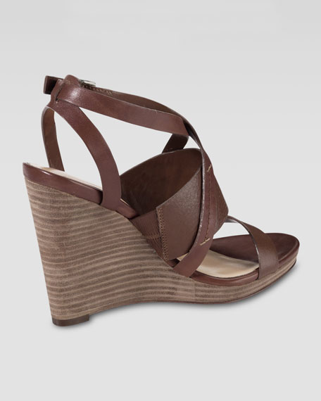 Pelham Wedge Sandal, Sequoia