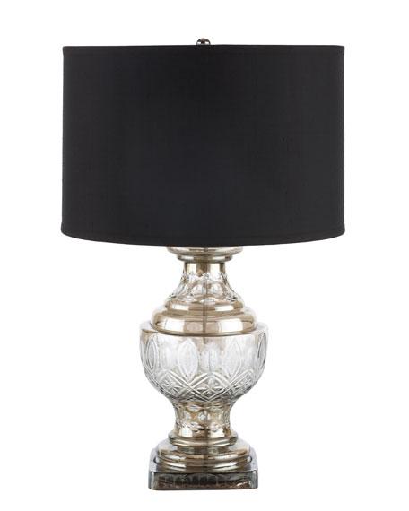 """Cambridge"" Etched Lamp"