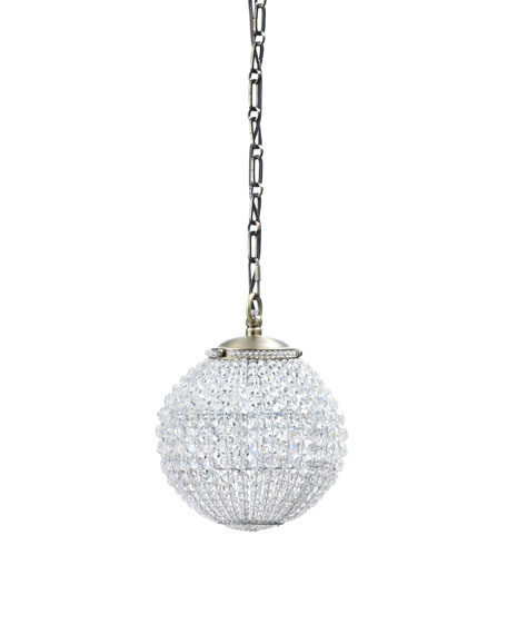 Mini Crystal Ball Pendant