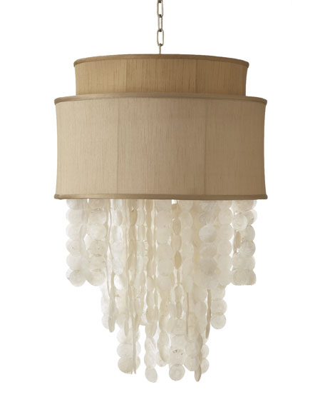 Dripping Shell Chandelier
