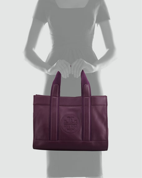 Tory Tote Bag, True Violet
