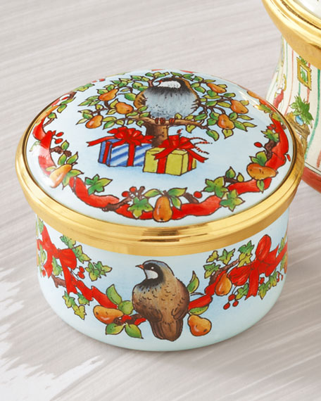 "2012 ""Partridge"" Christmas Box"