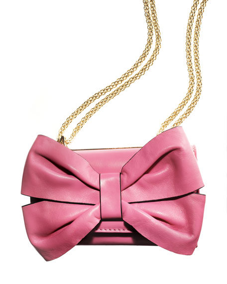 Bow-Flap Bag