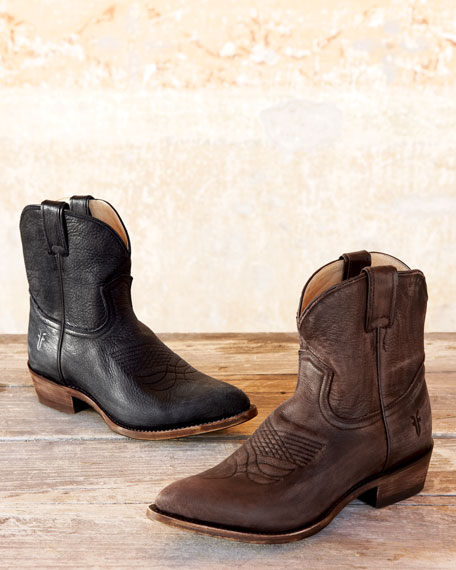 Billy Short Pull-On Boot