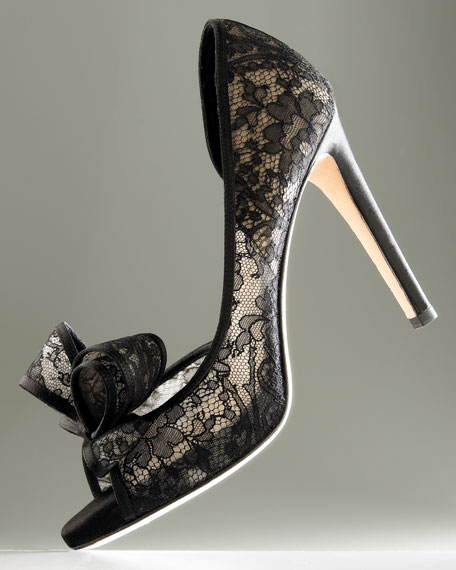 Lace Couture d'Orsay