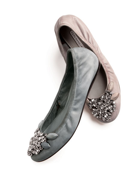 Lexi Jeweled Ballerina Flat