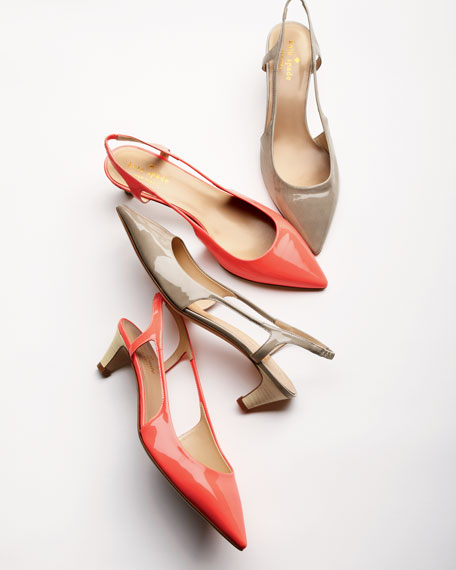 stacie pointed-toe pump