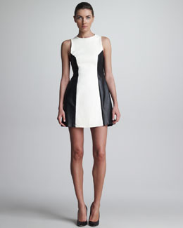Jason Wu Racerback Combo Dress