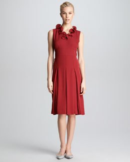 Marc Jacobs Pleat Dress