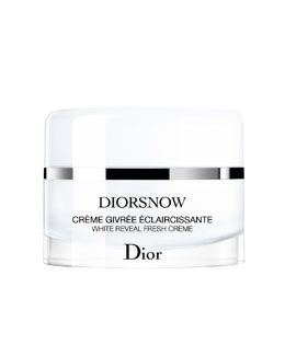 Dior Beauty Snow White Creme Jar