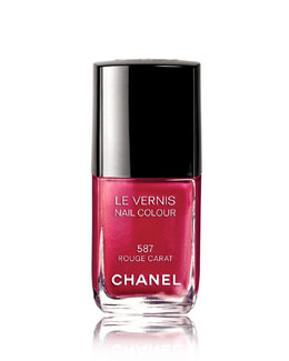 CHANEL LE VERNIS ROUGE CARAT Nail Colour