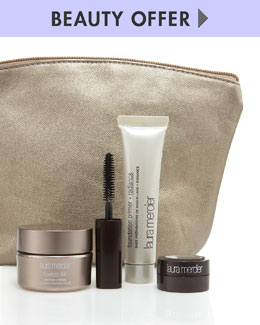 Laura Mercier Yours with any Full Size Laura Mercier Tinted Moisturizer purchase