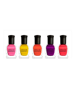 Deborah Lippmann Run The World Nail Lacquer Set