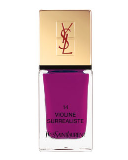 Yves Saint Laurent Beaute La Laque No14 Violine Surrealiste