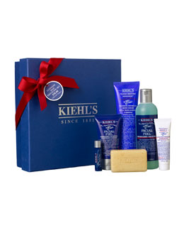Kiehl's Since 1851 Ultimate Man Refueling  Gift Set