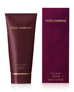 Dolce & Gabbana Fragrance Dolce Pour Femme Shower Gel