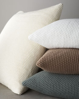 Donna Karan Home European Knit Sham