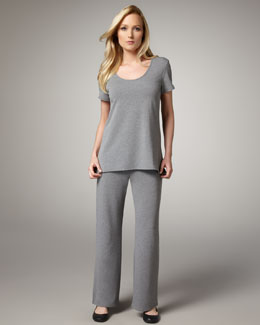 Natori French Terry Lounge Pants