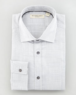 Burberry Mini Check Shirt