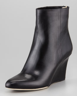 Jimmy Choo Mayor Wedge Ankle Boot