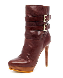 MICHAEL Michael Kors Mae Buckle Boot