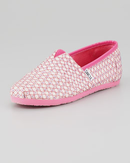 TOMS Dixon Glitter Slip-On, Youth