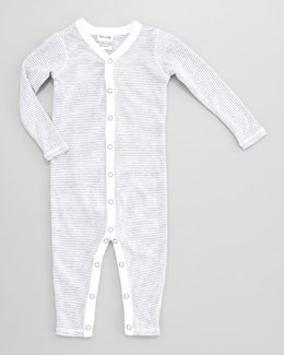 Splendid Littles Striped Snug-Fit Playsuit