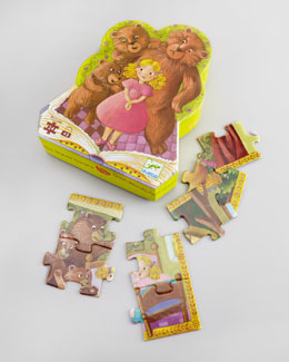 Dejeco Goldilocks and the Three Bears Puzzle