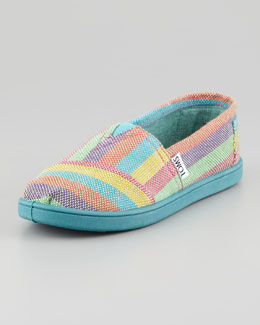 TOMS Tropic Classic Slip-On, Youth