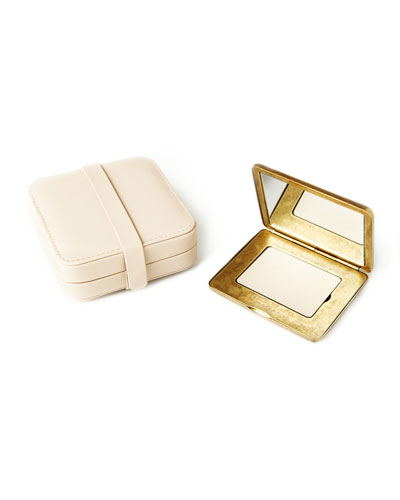 Bottega Veneta Limited Edition Luxe Solid Parfum Compact