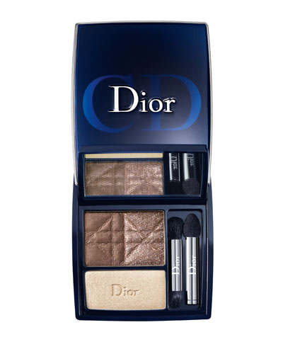 Dior Beauty Three-Color Smoky Eye Shadow