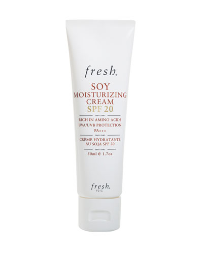 Fresh Soy Moisturizing Cream SPF 20