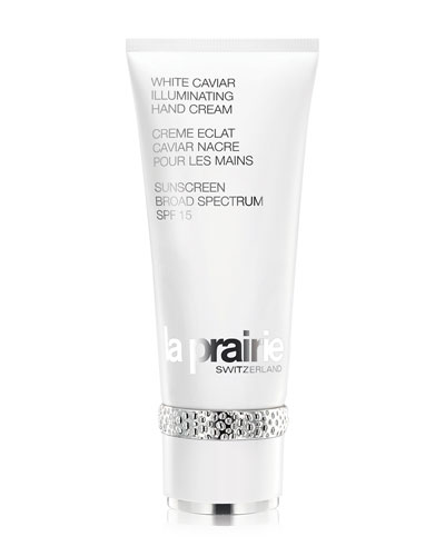White Caviar Illuminating Hand Cream SPF 15, 3.4 oz.