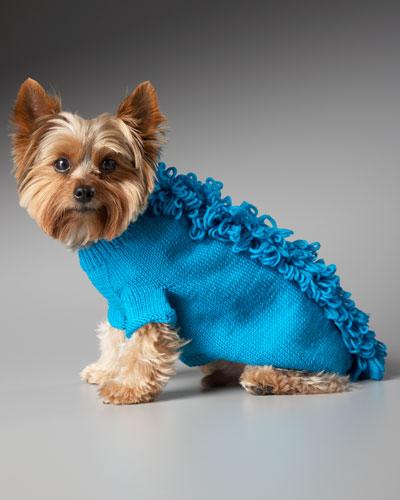 Dog Mohawk Sweater Zoom Dog Mohawk Sweater