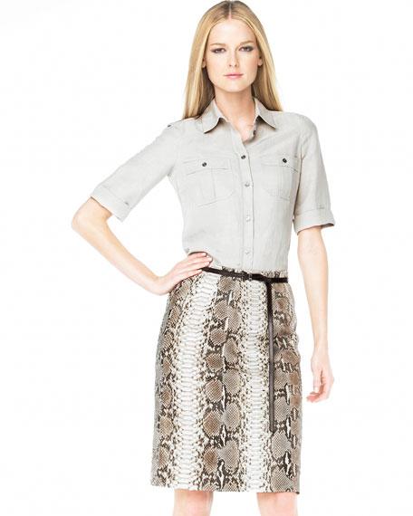 Python Skirt