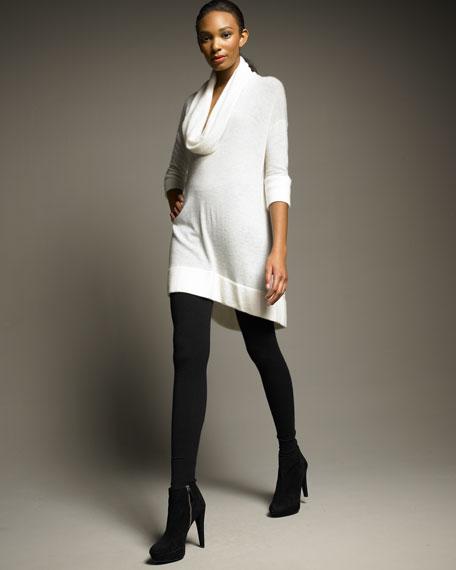 Cashmere-Blend Leggings