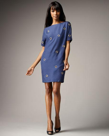 Naomi Grommet Dress