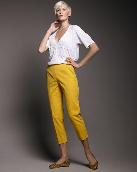 Audrey Capris, Yellow