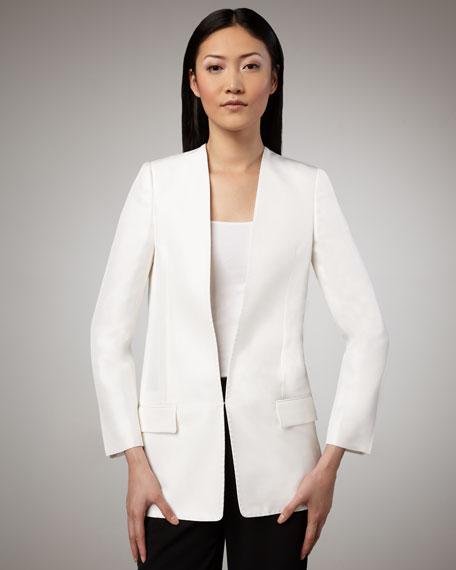 Hibari Silk Jacket