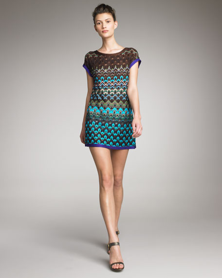 Carla Short Shift Dress