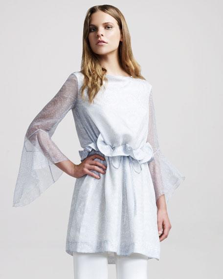 Thumbelina Drawstring Dress