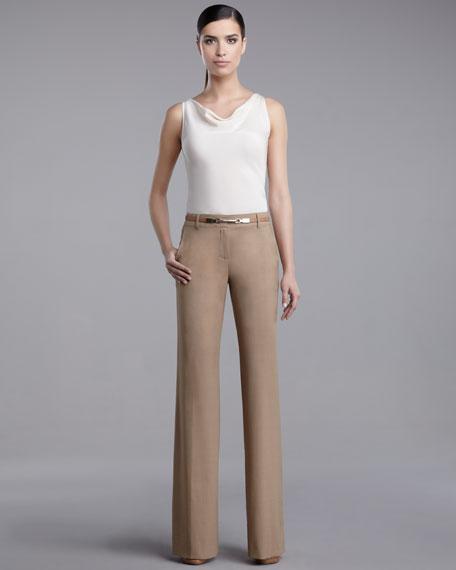 Paula Wide-Leg Pants
